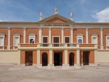 Galleria Comunale d Arte w Cagliari (Miejska galeria sztuki) zdjęcie stock