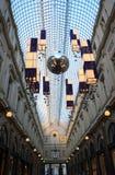 Galleria d'achats à Bruxelles photographie stock