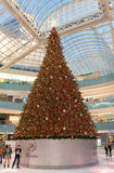 Galleria Dallas - December 2013 royaltyfri foto