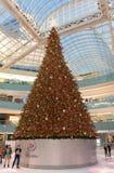 Galleria Dallas - Dezember 2013 Lizenzfreies Stockfoto
