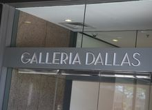 Galleria Dallas Stock Image