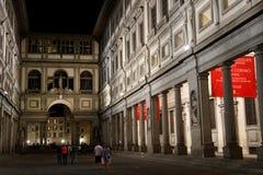 Galleria degli Uffizi Royalty Free Stock Photos