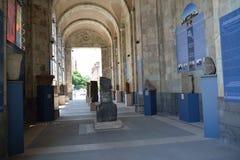 Galleria del museo Fotografia Stock