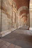 Galleria della colonna Immagine Stock Libera da Diritti