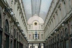 Galleria della st Hubert fotografie stock libere da diritti