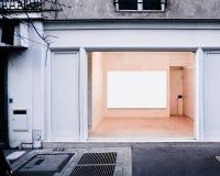 Galleria di arte Immagini Stock