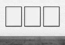 Galleria di arte Fotografie Stock