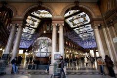 Galleria di arte di Colonna, Roma fotografia stock libera da diritti