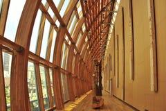 Galleria di arte di Ontario da Frank Gehry immagine stock