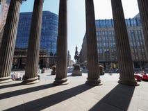 Galleria di arte moderna a Glasgow immagine stock libera da diritti