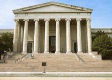 Galleria di arte nazionale in Washington DC Fotografia Stock Libera da Diritti