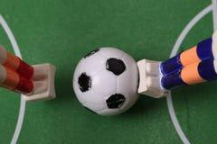 Galleria di calcio-balilla di sport Immagini Stock