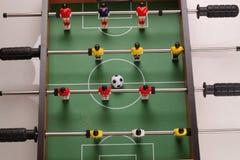 Galleria di calcio-balilla di sport Immagine Stock Libera da Diritti