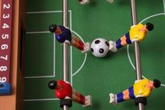 Galleria di calcio-balilla di sport Immagini Stock Libere da Diritti