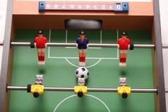 Galleria di calcio-balilla di sport Immagine Stock