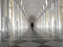 Galleria di Diana, Venaria Stock Photography