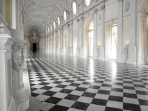 Galleria di Diana, Venaria Royalty Free Stock Photography