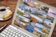 Galleria di immagini dall'escursione del Colorado Fotografia Stock