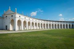 Galleria di Manin della villa Fotografie Stock