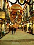 Galleria di scambio, Nottingham, Regno Unito. immagine stock