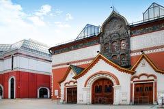 Galleria di Tretyakov dello stato Immagine Stock Libera da Diritti