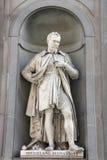 Galleria di Uffizi - Michelangelo Immagine Stock Libera da Diritti