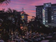 Galleria för Cebu stad BTC royaltyfri foto