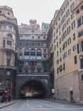 Galleria Garibaldi Genova Fotografie Stock Libere da Diritti