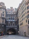 Galleria Garibaldi Genova Royalty Free Stock Photos
