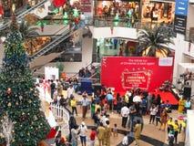 Galleria i Mumbai Arkivbilder