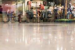 Galleria i rörelse fotografering för bildbyråer