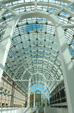 Galleria, Messe Frankfurt Stockbilder