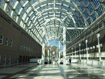 Galleria,Messe Frankfurt Royalty Free Stock Photo