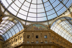 Galleria Milan Royalty Free Stock Image