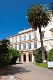 The Galleria Nazionale d'Arte Antica. Rome, Italy. Stock Image