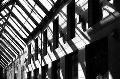 Galleria a Novara, Piemonte Immagini Stock Libere da Diritti
