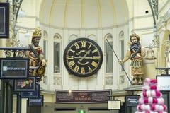 Galleria reale dell'orologio Fotografia Stock Libera da Diritti