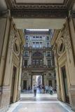 Galleria Sciarra Royalty Free Stock Photos