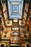 Galleria Sciarra in Rome Stock Photos