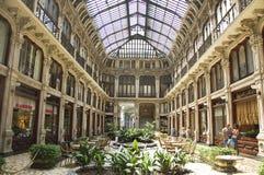 - Galleria subalpina in Turin Lizenzfreie Stockfotos
