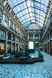 The Galleria Subalpina in Turin Royalty Free Stock Images