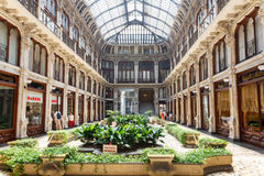 The Galleria Subalpina, Turin Royalty Free Stock Images