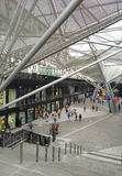 Galleria Train station of Naples - IT Stock Photography