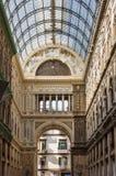 Galleria Umberto I photo stock