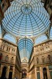 Galleria Umberto I Stock Photography