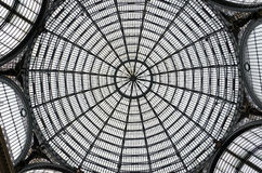 Galleria Umberto I lizenzfreie stockfotos