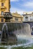 Galleria Umberto I Fotografering för Bildbyråer