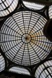 Galleria Umberto I stock foto