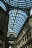 Galleria Umberto Royalty Free Stock Photo