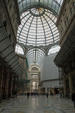 Galleria Umberto mim Fotografia de Stock Royalty Free